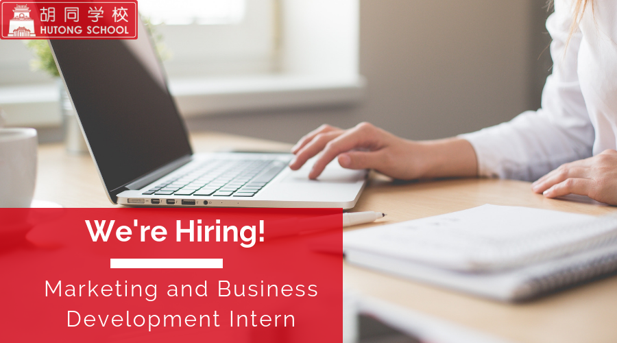 Marketing and Business Development Intern Position